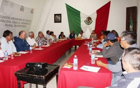 Instalan el Consejo Municipal de Desarrollo Rural Sustentable de Tizayuca2
