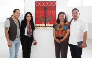 ITESA sede la exposición arte y deporte4