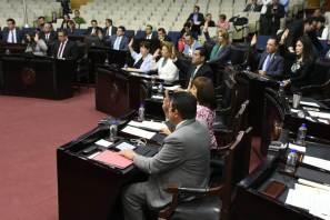 LXIII Legislatura toma protesta a magistrados y a consejera del Poder Judicial del Estado de Hidalgo