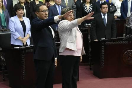 LXIII Legislatura toma protesta a magistrados y a consejera del Poder Judicial del Estado de Hidalgo4