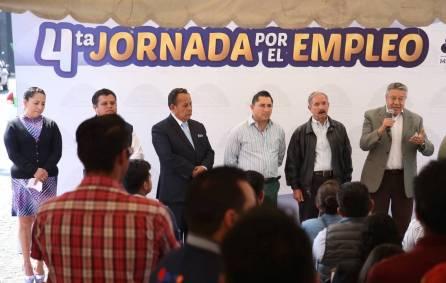 Mineral de la Reforma ofrece oportunidades laborales con 4ta Jornada por el Empleo 3