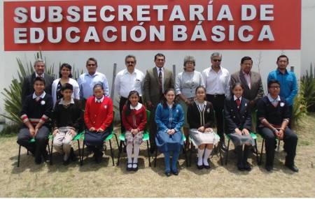 Ocho estudiantes hidalguenses participarán en la Olimpiada Nacional de Matemáticas en Zacatecas
