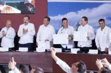 Omar Fayad asistió a Reunión Plenaria de la Conago, realizada en Morelos2