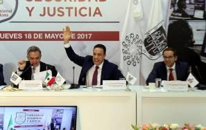 Omar Fayad presentó propuesta de reforma al Sistema de Justicia Penal ante la CONAGO2