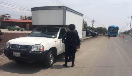 Operativos coordinados en Tizayuca, para contribuir en prevenir delitos2