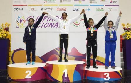 Oro para Hidalgo en luchas asociadas1