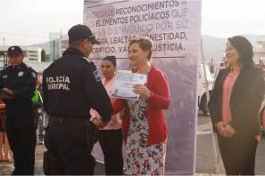 Pide Tellería Beltrán redoblar esfuerzos para preservar la seguridad