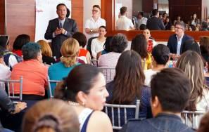Potencializar el crecimiento y participación de las mujeres es prioritario4