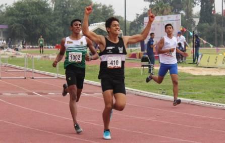 Primera medalla de oro para Hidalgo en atletismo 1