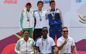 Primera medalla de oro para Hidalgo en atletismo 3