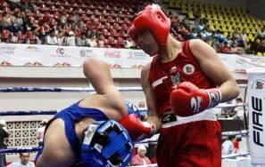 Pugilistas hidalguenses inician actividad en Olimpiada Nacional 4