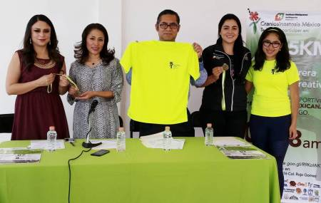 Realizarán la cuarta carrera recreativa Craniosinostosis 5K.jpg