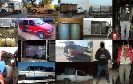 Refuerza Hidalgo acciones para combatir robo de hidrocarburo; aumentan aseguramientos