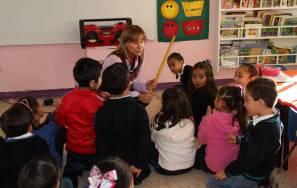 Sayonara Vargas visita el CENDI 1