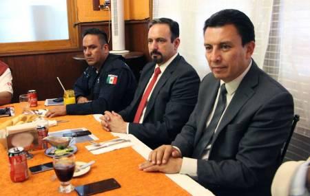 Secretarios de Seguridad Pública de Querétaro e Hidalgo acuerdan estrategias operativas contra la delincuencia2