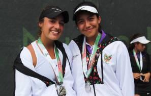 Tarde dorada y plateada para el tenis de Hidalgo en Olimpiada Nacional1