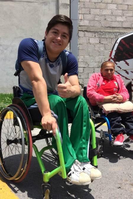 Alam González con miras al Campeonato Panamericano de tenis de mesa