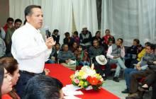 Alberto Meléndez realiza gira de trabajo por los municipios de Mineral del Chico y Mineral del Monte3