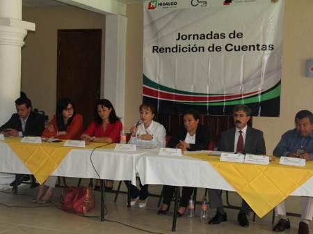 Alcaldes, primera alineación para lograr objetivos de beneficio social y rendición de cuentas
