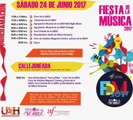 Alianza Francesa en México y la música