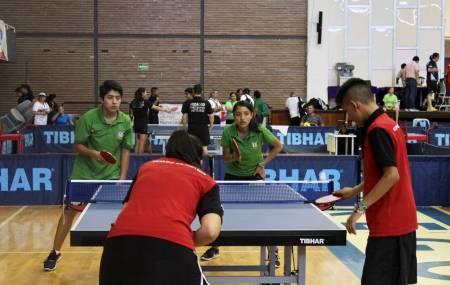 Bronce para Hidalgo en tenis de mesa en Olimpiada Nacional.jpg
