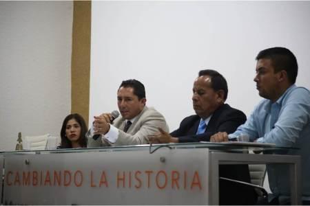 Busca IMM de Mineral de la Reforma, aval de la asamblea para reglamento interno