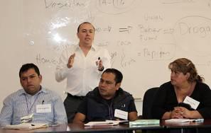 Capacita el IHEA en competencias a figuras solidarias para facilitar el aprendizaje 1