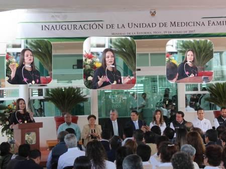 CDI e IMSS instalan 7 nuevas clinicas en zonas indìgenas de Hidalgo