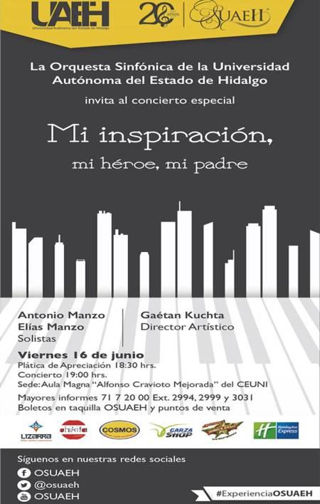Celebrará OSUAEH Día del Padre, con más de cien músicos en escena.jpg