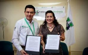 COBAEH signa convenio de colaboración con la UTec Tulancingo 1