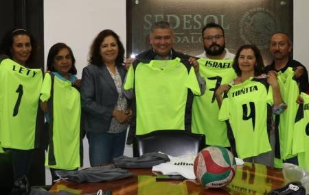 El sindicato de la SEDESOL Delegación Hidalgo, participa en los XXVI Juegos Nacionales en Ixtapa, Zihuatanejo  .jpg