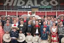 En Hidalgo, Campeonato Nacional Charro de la más alta calidad4