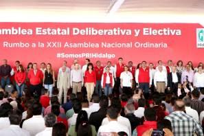 En Hidalgo el PRI sabe gobernar, Leoncio Pineda Godos