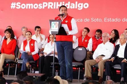 En Hidalgo el PRI sabe gobernar, Leoncio Pineda Godos4