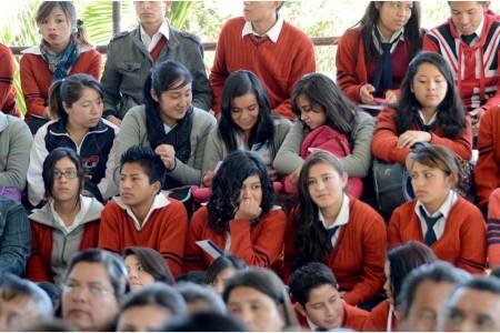 En Hidalgo todos los estudiantes que realizaron examen para ingresar a Media Superior tienen un lugar asegurado