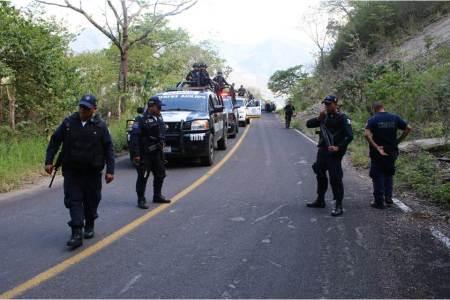 En mayo más de 9 mil acciones implementadas por parte de la Secretaría de Seguridad de Hidalgo