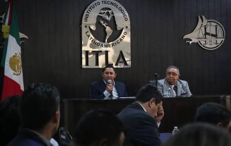 Encabeza Raúl Camacho convenio de colaboración con ITLA en beneficio de trabajadores del gobierno municipal 2