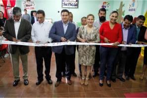 """Encabeza Sayonara arranque en Hidalgo del programa """"Aulas Hermanas de la Ciencia"""""""