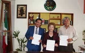 Gabriel García Rojas firma convenio de colaboración con el Colegio Florencia Nightingale3