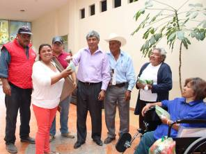 Gabriel García Rojas trabajará de manera prioritaria los rubros de salud1