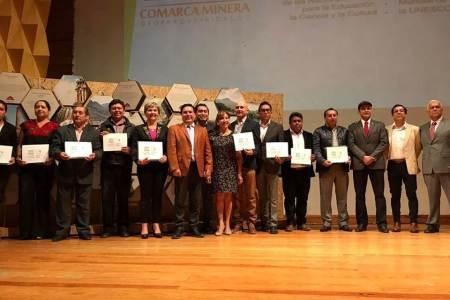 Geoparque Comarca Minera contribuye a detener el deterioro ambiental, Eduardo Baños2