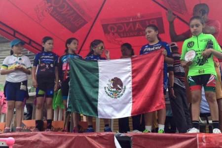 Gran participación de ciclistas hidalguenses en competencias nacionales e internacionales