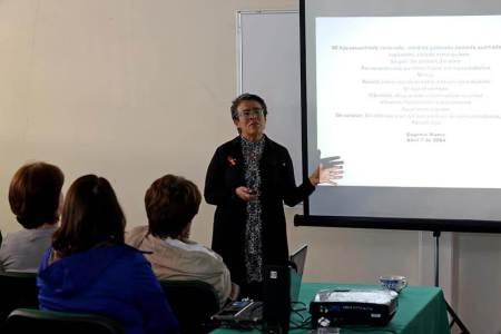 Habla especialista sobre empoderamiento y violencia, en Fundación Hidalguense2