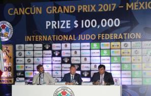 Hidalguenses abrirán en el Grand Prix de Judo1