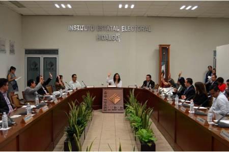 IEE aprueba acuerdos en materia de servicio profesional electoral