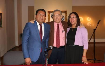 José Olaf Hernández Sánchez, nuevo secretario de cultura en Hidalgo2