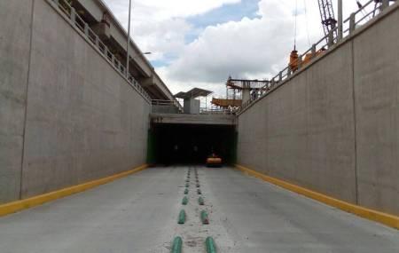 La SOPOT realiza cambios de vialidad por obra en el distribuidor vial de Téllez
