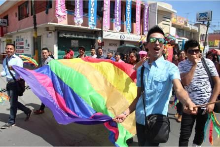 Llevan a cabo la Primera Marcha LGBTTTI en Tizayuca4