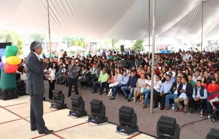 Más de 21 mil adolescentes y jóvenes participaron en1