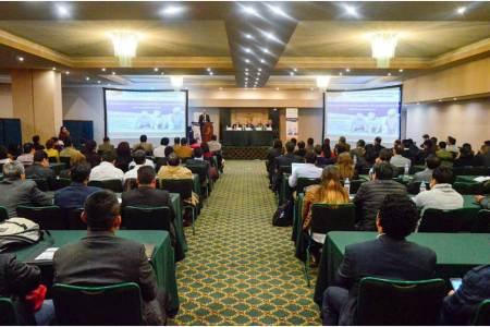 Meneses Arrieta inauguró las actividades del curso de Planeación y Evaluación de Proyectos de Infraestructura